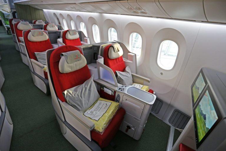 Ethiopians nye rute fra Oslo Lufthavn