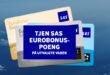 Opptjen Eurobonuspoeng hos Elkjøp