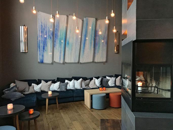 Svalbard Hotell & Lodge lounge