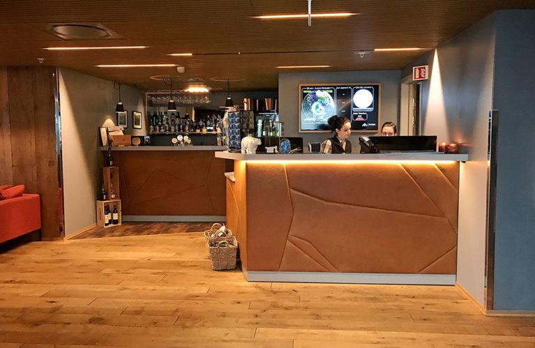Svalbard Hotell & Lodge innsjekk