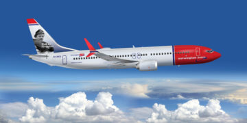 Norwegians nye Boeing 737MAX