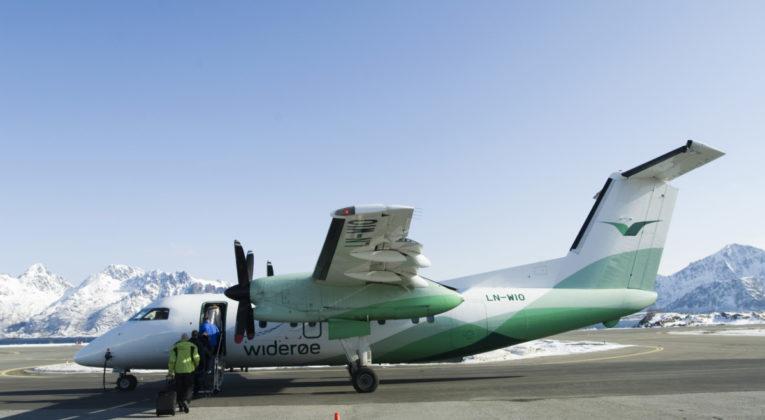 Widerøe lanserer ruter til Bardufoss