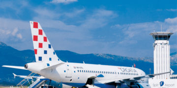 Croatia Airlines A320