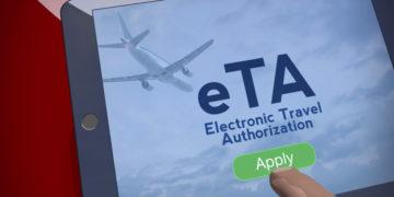 Elektronisk reiseregistrering (eTA) i Canada