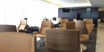 Etihad Lounge Heathrow terminal 4