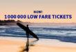 SAS 1000000 billige reiser