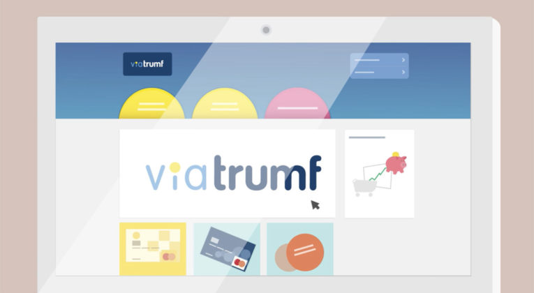 nye nettbutikker hos viatrumf