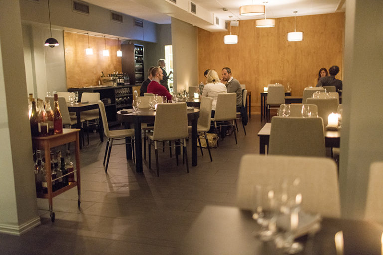 Huset restaurant Svalbard