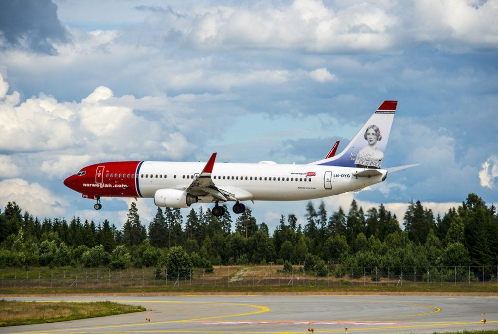 Norwegian har fåt tildelt seks sloter på London Heathrow