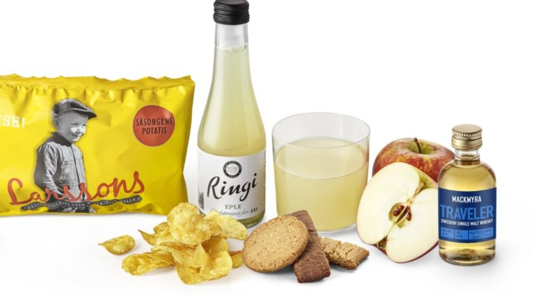 Nytt mat- og drikkekonsept rulles ut i Europa denne våren.