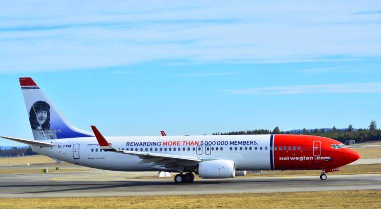 Vinnerbildet fra Norwegian Reward sin fotokonkurranse