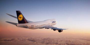 Salg på Lufthansa First Class
