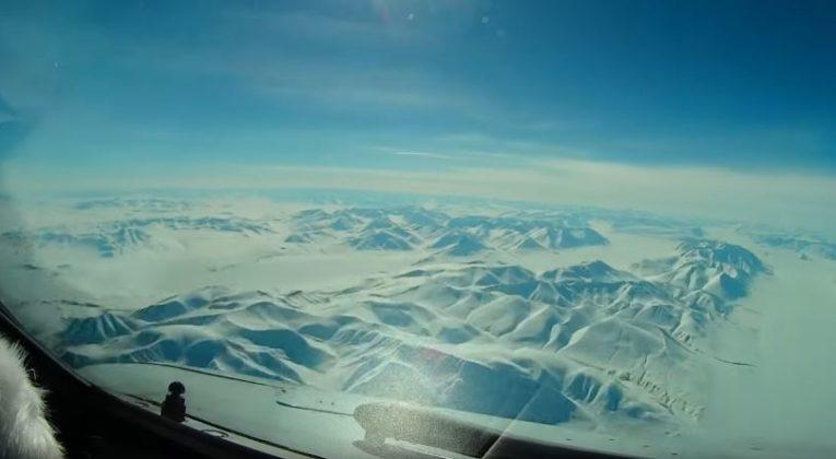 Bli med Air Berlin på sightseeing til Nordpolen