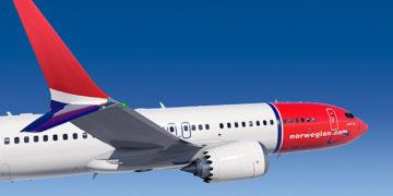 Norwegian Boeing 737 MAX 8