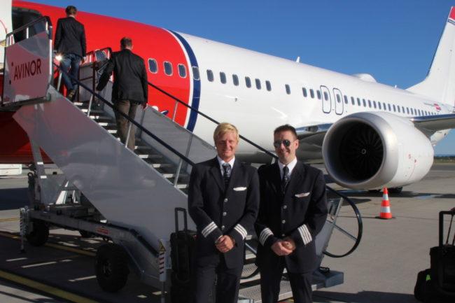 Norwegians aller nyeste Boeingfly