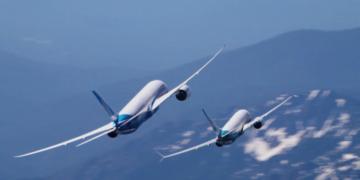 737 MAX-9 og 787-10, de nyeste medlemmene av Boeing-familien