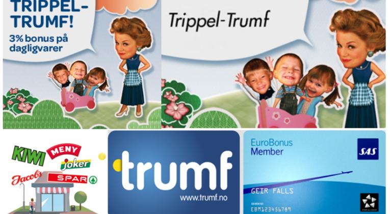 I dag er det Trippel-Trumf