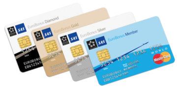 SAS EuroBonus-kort