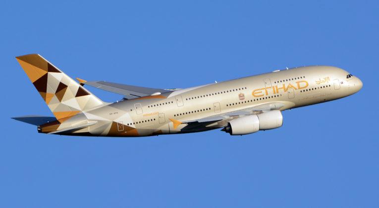 Etihad Airways tillater igjen elektronikk ombord