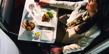 Pre-Select Dining Onboard
