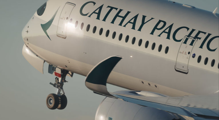 Cathay Pacific Airbus A350-900