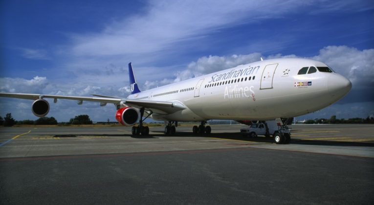 SAS-fly på vei til Shanghai måtte returnere til København