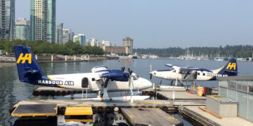Harbour Air Seaplanes, DHC-3 og DHC-6