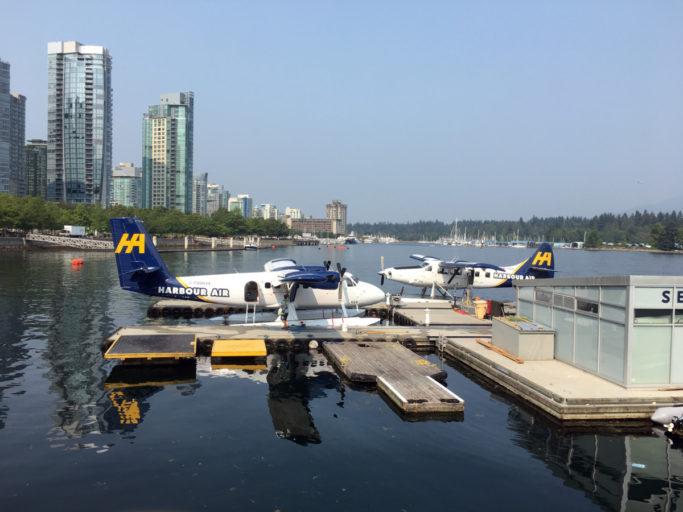 Harbour Air DHC-3 og DHC-6
