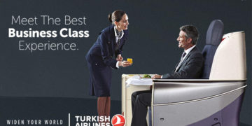Turkish Airlines European Sales Festival