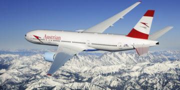 Austrian Airlines Boeing 777