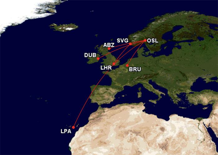 SAS Now or Never med tilbud til Europa
