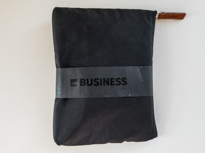 SAS Business Amenity Kit