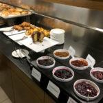 Frokost i buffetrestauranten