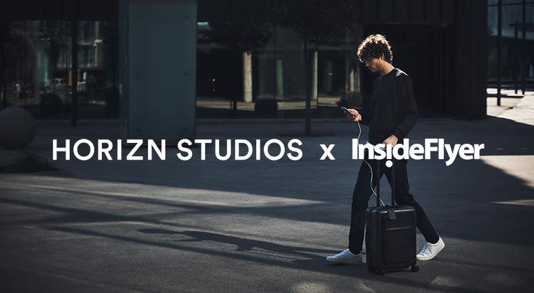 Vinn en luksuriøs Horizn Trolley til en verdi av 2.200,- her på InsideFlyer