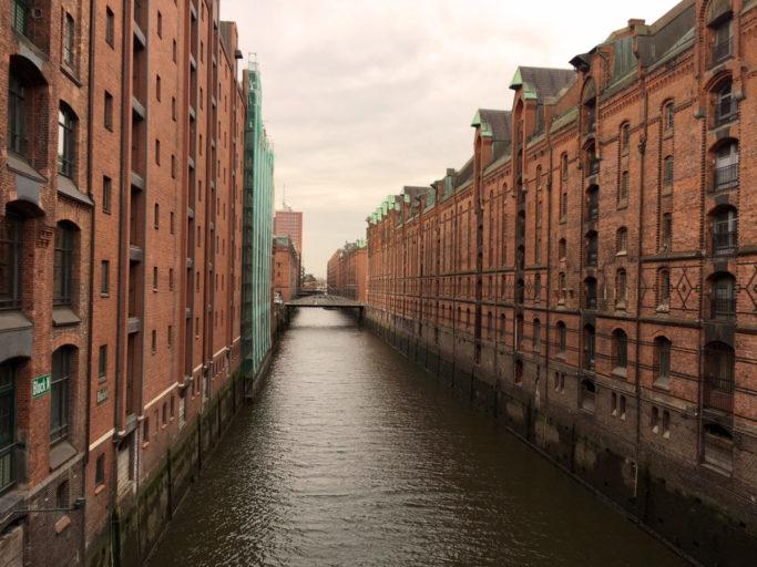 Hamburgs gamle lagerhus
