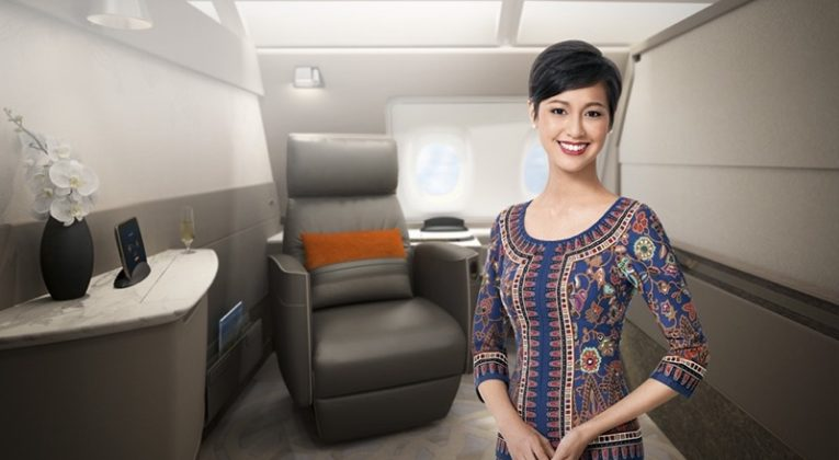 Her er Singapore Airlines nye suiter