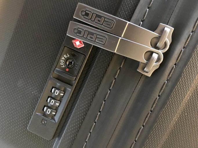 Epic Phantom SL TSA-lås