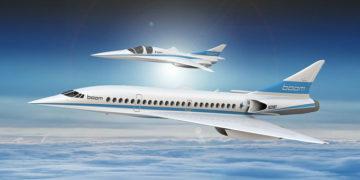 Nå kommer de supersoniske flyene tilbake