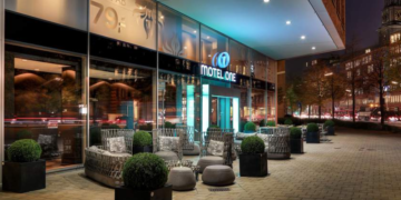 Hotel Hamburg am Michel Motel One