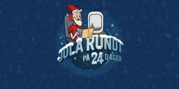 Norwegian Rewards julekalender