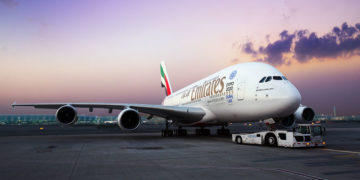Emirates redder A380-programmet
