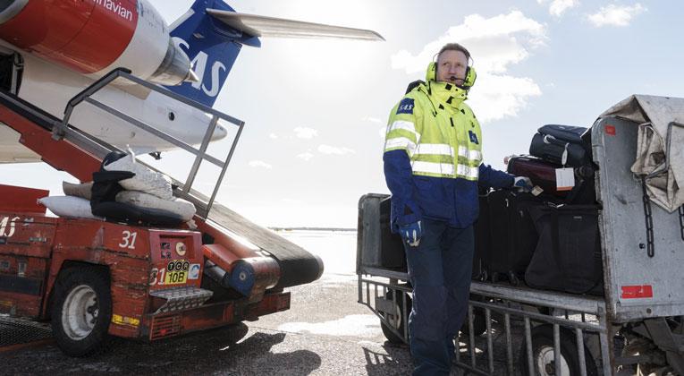 SAS fjerner gratis bagasje på Go Light