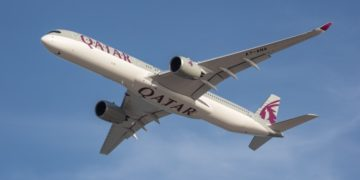 Qatar Airways A350-1000 XWB