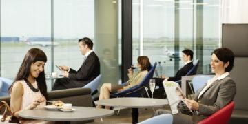 Ny senatorlounge på Vienna Airport