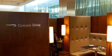 Concorde Room restaurant