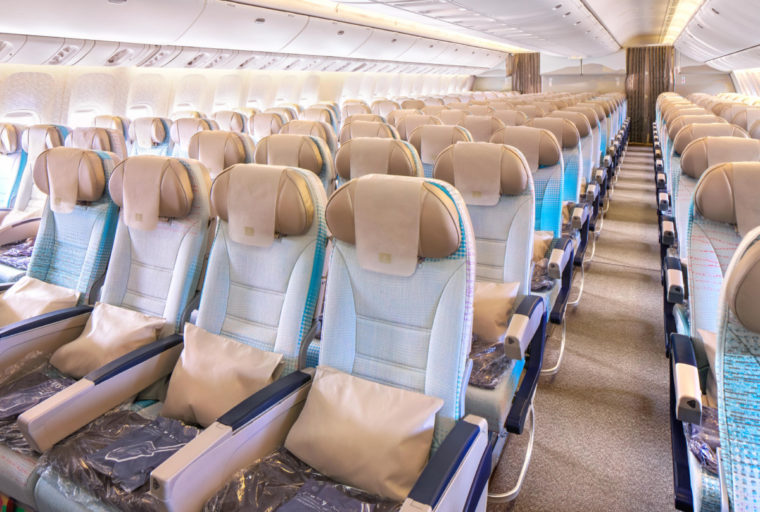 Emirates ny økonomiklasse