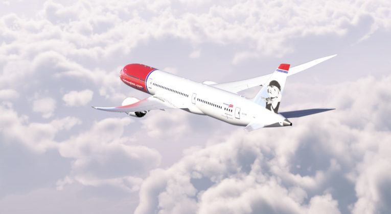 Norwegian Boeing 787-9 Dreamliner