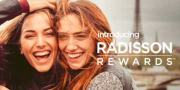 Club Carlson blir Radisson Rewards
