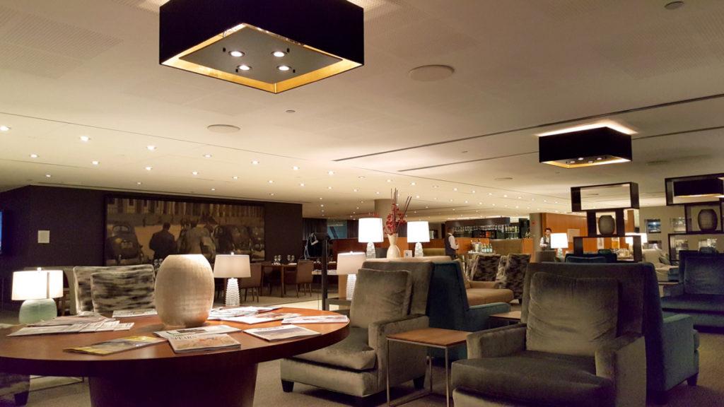 Concorde Room JFK