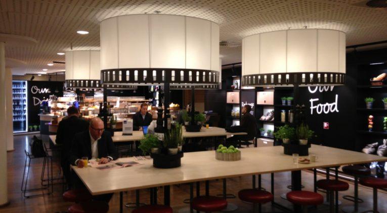 SAS Lounge